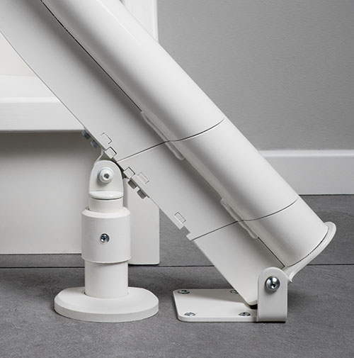 monte escalier tournant smart pour pmr et seniors sweetdom. Black Bedroom Furniture Sets. Home Design Ideas