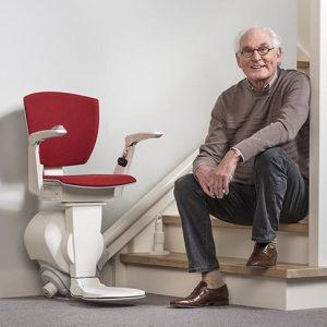 Monte-escalier tournant SMART