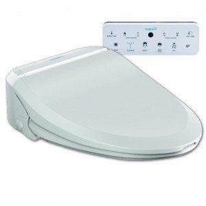Abattant WC multifonctions avec télécommande