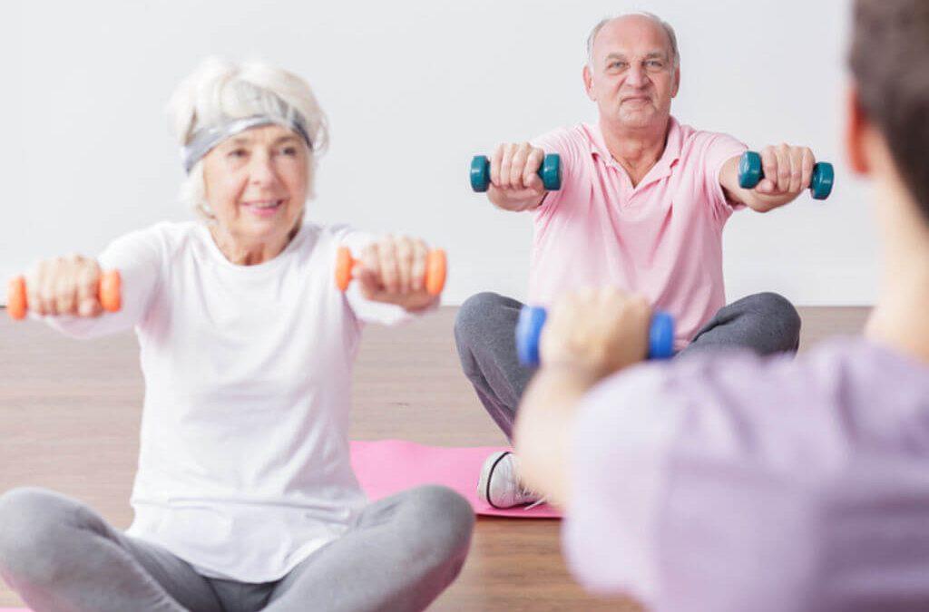 Des Jeux Olympiques à Paris pour développer les pratiques sportives des seniors!
