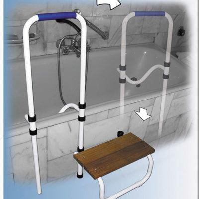 Sortie de bain Acceo pour seniors