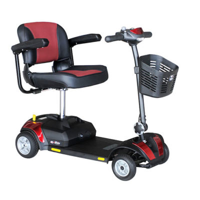 Scooter traveler seniors ROUGE