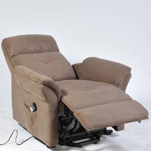 fauteuil releveur allongé
