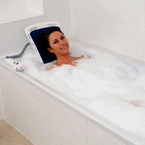 Fauteuil de bain élévateur seniors PMR enfants