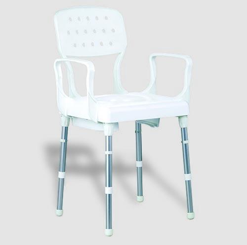 chaise de douche lyon pour personnes g es sweetdom. Black Bedroom Furniture Sets. Home Design Ideas