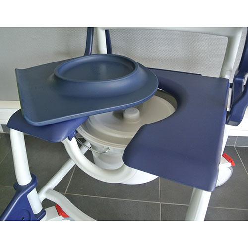 fauteuil douche wc rotterdam pour pmr et seniors sweetdom. Black Bedroom Furniture Sets. Home Design Ideas