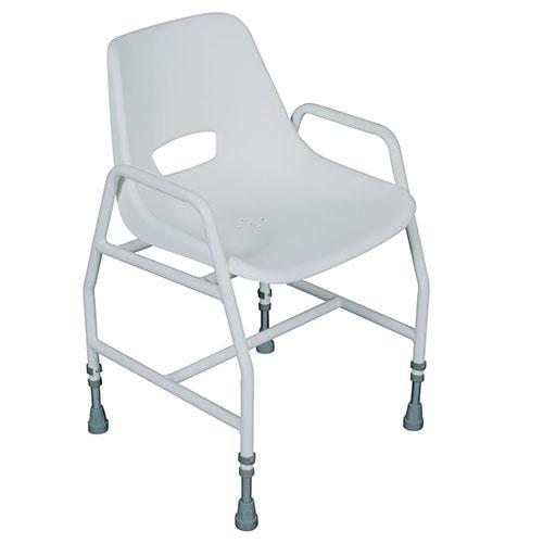 chaise de douche englobante pour personnes g es sweetdom. Black Bedroom Furniture Sets. Home Design Ideas
