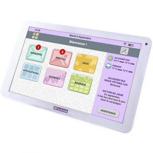 Tablette tactile Facilotab 10 pouces WIFI
