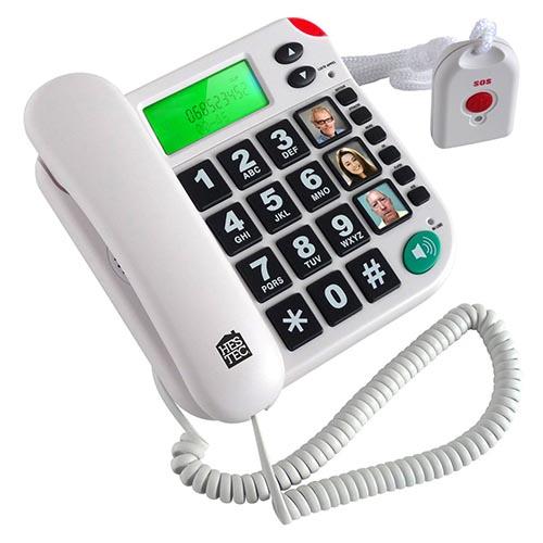 Téléphone pour seniors