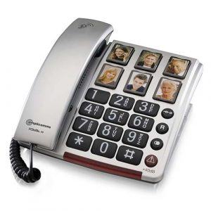 Téléphone fixe Photo Big