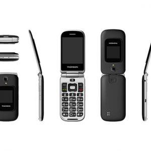 Thomson Serea 75 : téléphone portable Seniors et PMR