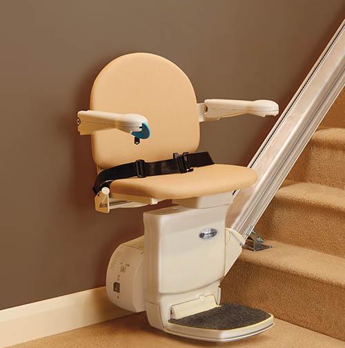 Monte-escalier pour seniors