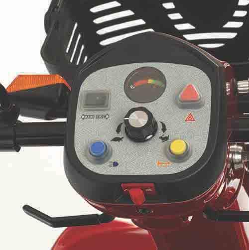 scooter électrique PMR