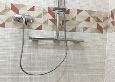 Une douche à l'italienne pour PMR