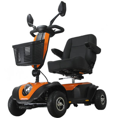 Scooter PMR démontable