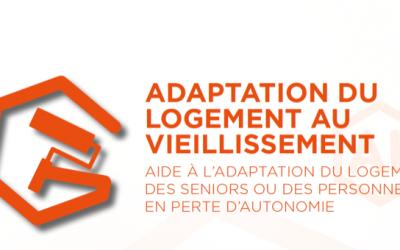 Découvrez la nouvelle Aide à l'adaptation du logement au vieillissement