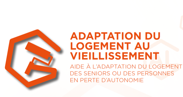 Aide à l'adaptation du logement au vieillissement