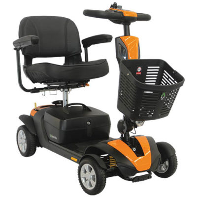 Scooter Traveler Plus